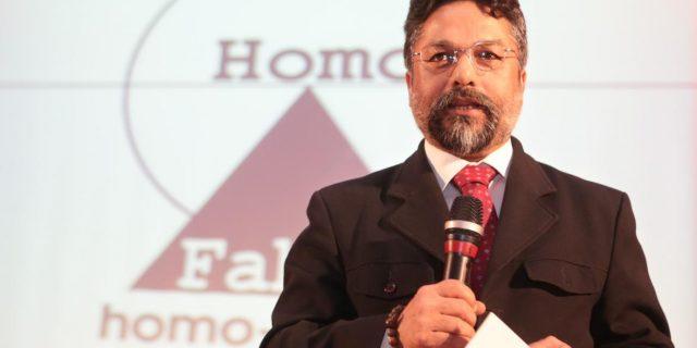 Il prof Dipak R. Pant nelle Marche per Homo Faber