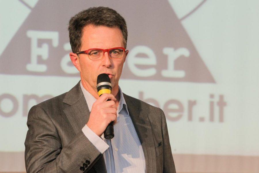 Giorgio Giorgetti, spiega il ruolo di Confapi in Homo Faber
