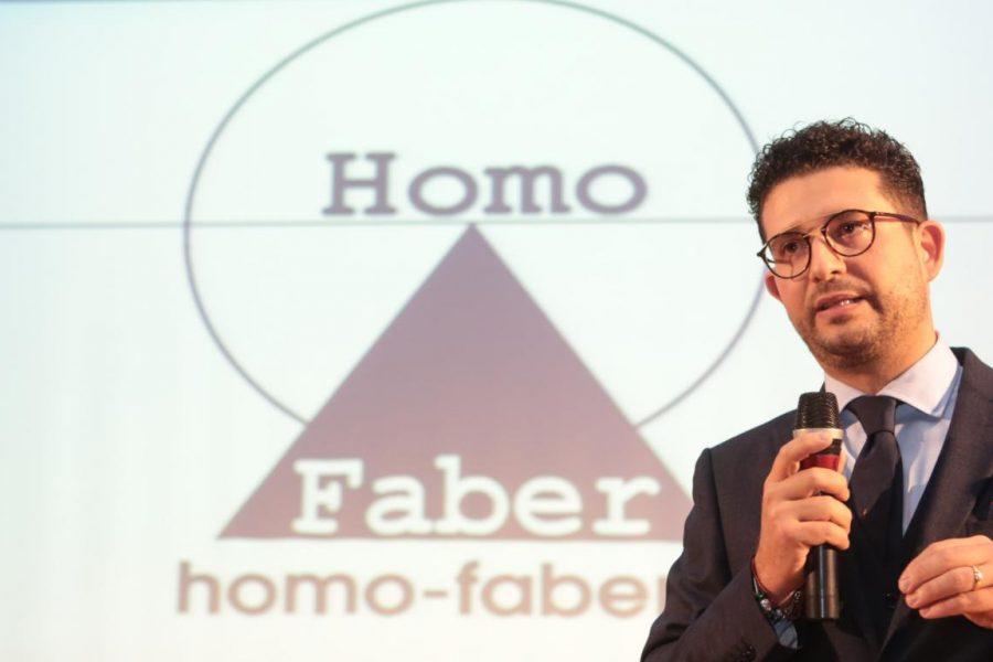 Video Intervista a Giordano Cantori per Homo Faber